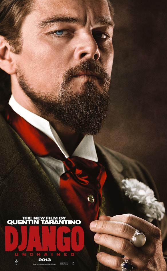 DjangoUnchained_poster_Leo